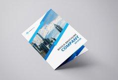 Company Bifold Blue Product Image 2