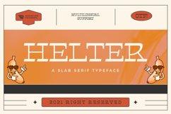 Helter Slab-Serif Typeface Product Image 2