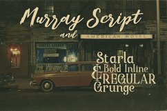 Murray Script Font Duo Product Image 2