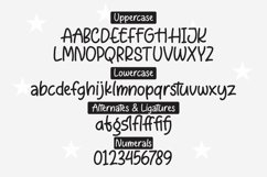 Web Font Rachellina - Handwritten Casual Font Product Image 3