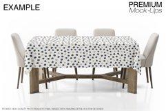 Tablecloth Mockup Set Product Image 4