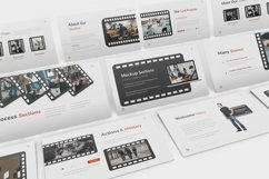 Move Studios Powerpoint Template Product Image 5