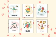 Baby cute vector collection Product Image 3