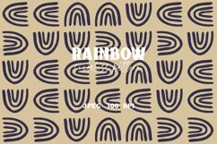 Rainbow - Seamless Pattern Product Image 1