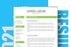 New Resume Template 2021 Product Image 3