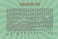Bondie Extrude Font Family Product Image 4