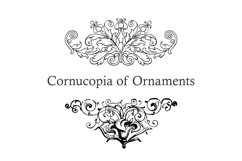 Cornucopia of Ornaments Product Image 2