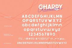 Chardy Font and Bonus Product Image 6