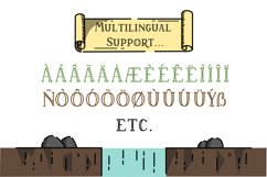 Aleman serif font Product Image 5