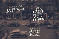 Murray Script Font Duo Product Image 4