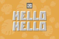 Hoola Hoopa Font PLUS BONUS Ligature Set Product Image 2