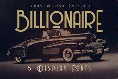 Billionaire - Display Font Product Image 1