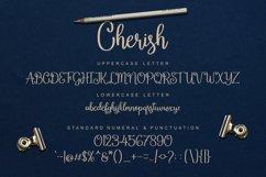 Cherish // Modern Script Font Product Image 5