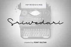 Sriwedari Signature Script Product Image 1