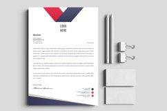 Modern Letterhead Pad Template Product Image 2