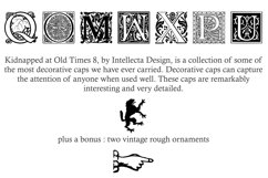 Kidnapped at Old Times 8 Product Image 2