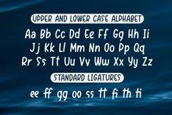 Plain Dwayne | A clean, legible italic handwritten font Product Image 2