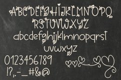 Always Be Yourself - A Cute Hand-Written Font Product Image 4