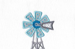 African Windmill Appliqué Machine Embroidery Download Product Image 6