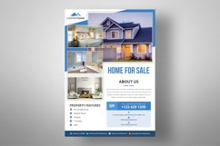 Real Estate Flyer Product Image 1