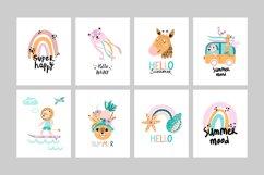 Nursery Cute Animals Summer Mood Big Bundle Product Image 7