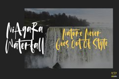 Air Time - A Fun Handwritten Font. Product Image 5