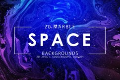 Space Marble Backgrounds Product Image 1