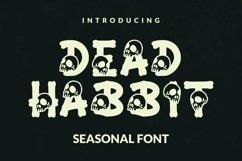 Web Font Dead Habbit Font Product Image 1
