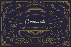 Beauty Script & Ornaments Product Image 5