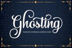 Ghosting Script Product Image 1