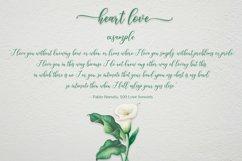Heart Love   WEB FONT Product Image 6