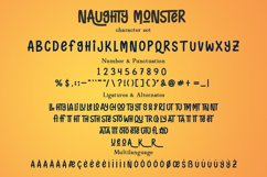 Naughty Monster Product Image 5