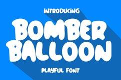 Bomber Balloon Product Image 1
