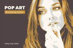 Pop Art Photoshop Action Product Image 6
