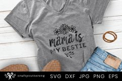 Mother's Day SVG Bundle | Mom Quotes Shirt Bundle Product Image 14