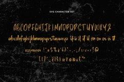 Web Font Declassify - SVG Script Font Product Image 5