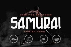 Saburo - Quirky Display Font Product Image 4