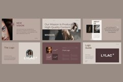 LYLAC Google Slides Brand Guidelines Template Product Image 4