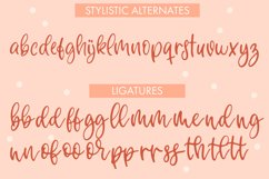 Emma Claire - Curly Script Font Product Image 3