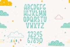Double Trouble Sans Serif Font Product Image 4