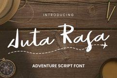Juta Rasa Font Product Image 1