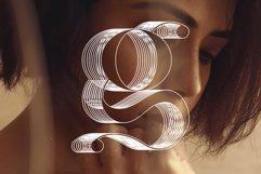 La Obrige Serif Font Product Image 5