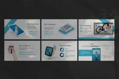 Aqua Business Keynote Product Image 2
