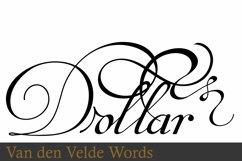 Van Den Velde Words Product Image 2