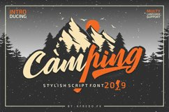 Camping Product Image 1