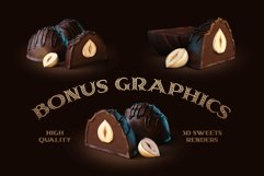 Candy Shop font with bonus Product Image 3