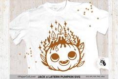 Jack o Lantern Pumpkin SVG Pumpkin face SVG Halloween Svg Cu Product Image 4