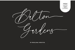 Dalton Gardens - Script Font Product Image 1