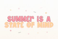 Summertime Font Duo Product Image 5