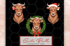 New Year Bull Product Image 2